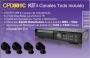 DVR 4 CANALES CON SALIDA DE VIDEO BNC&VGA/ H.264 D1